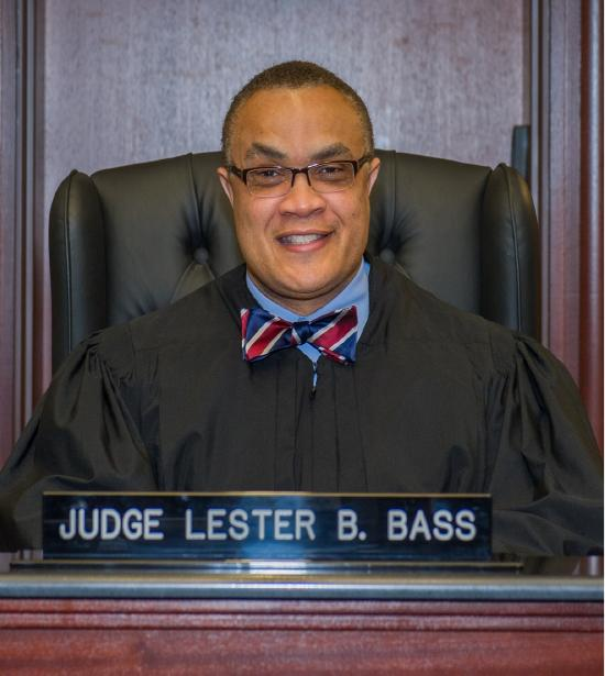 Judge Lester Bass